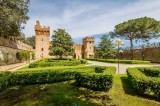 Tuscany, Brunelleschi Castle for sale