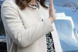 GB: Royal Baby, light blue bow for William and Kate