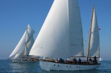 Historic sailboats – the season's last italian regatta in Viareggio