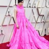 The pink, in all its versions, conquers the red carpet of the Oscars