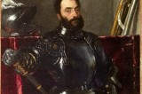 The Duke returns home: Francesco Maria I della Rovere by Tiziano