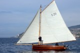 From Sanremo to Trieste on a vintage boat from 1889