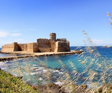 """Reopens the Fortress of """"Le Castella"""" of Isola Capo Rizzuto"""