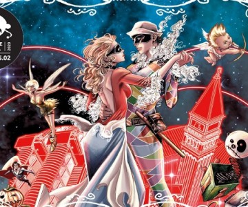 Game, Love and Folly. Venice Carnival 2020…leaving!