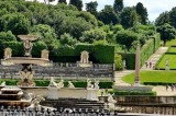 Florence. Reopens the Boboli Gardens