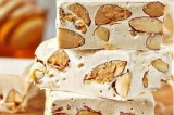 Nougat festival. From Ruby chocolate rose to gluten-free nougat